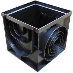 Схема: Дождеприемник ДП-30.30 пластиковый универсальный