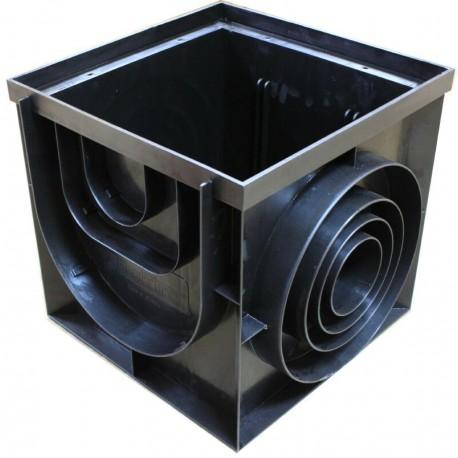Дождеприемник ДП-30.30 пластиковый универсальный