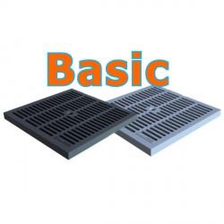 Решетка пластиковая PolyMax Basic 300х300