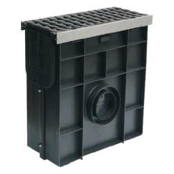 Пескоуловитель пластиковый ПП Profi DN150 E600 комплект