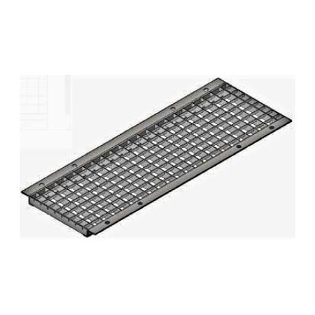 Решетка водоприемная РВ-30.37.100 ячеистая стальная оцинкованная