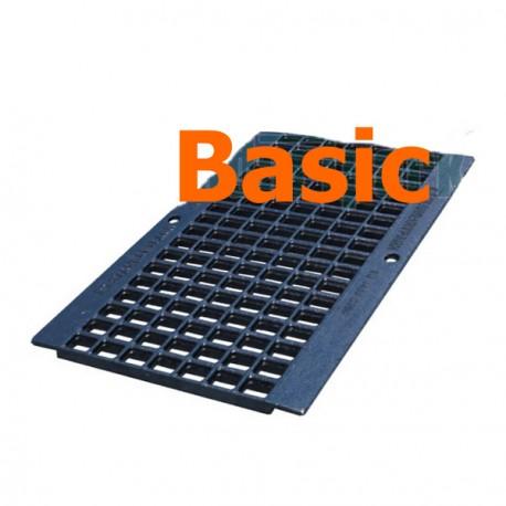Решетка водоприемная Basic РВ-30.37.50-ВЧ-Я3-ЛВ ячеистая чугунная ВЧ, кл. С 2740
