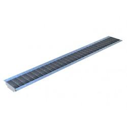 Решетка водоприемная Basic РВ-10.14.100 ячеистая стальная оцинкованная 2020