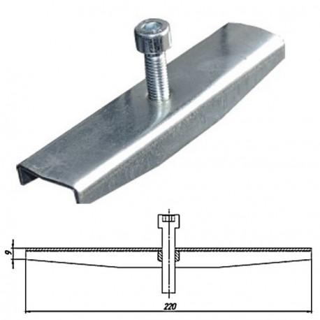 Фиксатор решетки стальной DN 200 PolyMax