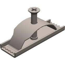 DN100: Крепеж для лотка водоотводного бетонного