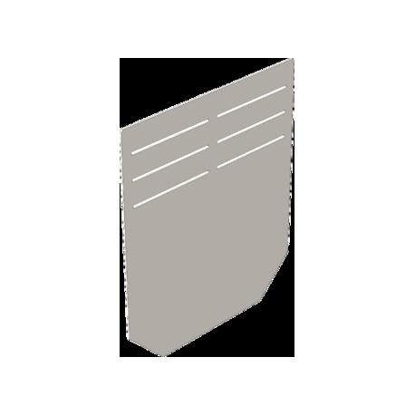 Заглушка 210 мм для бетонных лотков DN150