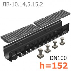 Gidrolica Pro DN100 H152