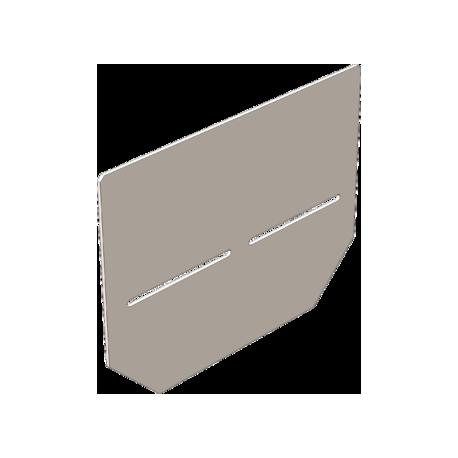 Заглушка для бетонных лотков BetoMax Basic DN100