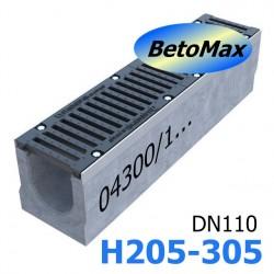 Лотки BetoMax DN160 с уклоном