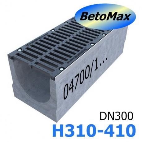 Лотки BetoMax DN300 с уклоном