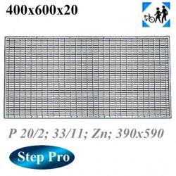 Решетка Gidrolica Step Pro 390/590