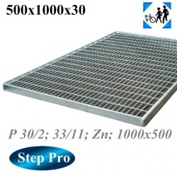 Решетка Gidrolica Step Pro 500/1000