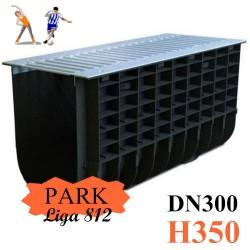 ЛВП DN300 H350 PARK комплект с решеткой