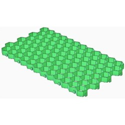 Gidrolica Eco Standart РГ-70.40.3,2 (зеленая)