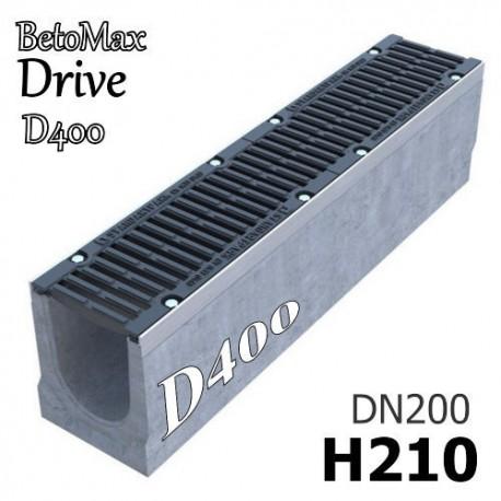 Лоток BetoMax Drive ЛВ-20.26.21-Б с РВ щель ВЧ кл.D (к-т) 045471334