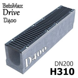 BetoMax Drive DN200 H310 с решеткой, кл. D