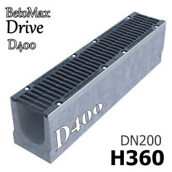 BetoMax Drive DN200 H360 с решеткой, кл. D