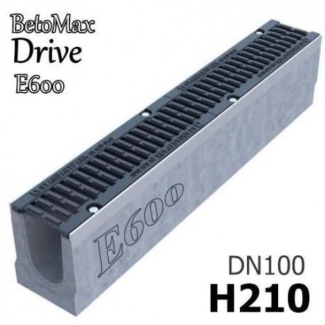 """Лоток BetoMax Drive ЛВ-10.16.21-Б с РВ """"шина"""" ВЧ кл.Е (к-т) 04007155"""