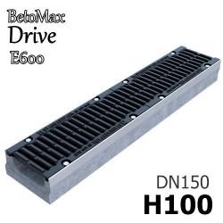 BetoMax Drive DN150 H100 с решеткой, кл. E