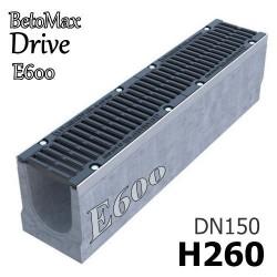 BetoMax Drive DN150 H260 с решеткой, кл. E