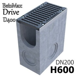 Пескоуловитель BetoMax Drive ПУ-20.26.57-Б с РВ щель ВЧ кл.D (к-т) 045871334