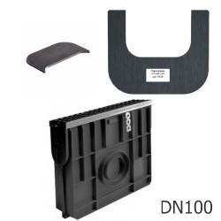 Переходники для пескоуловителей PolyMax Drive DN100