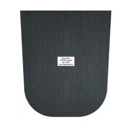 Заглушка пластиковая (выход) для лотков Norma Plastik DN200