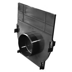 Заглушка пластиковая для лотков PolyMax DN100 H120/155/200