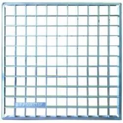 Решетка стальная ячеистая для дождеприемника 300х300