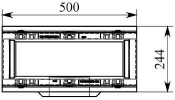 Схема 2: Пескоуловитель BGZ-S DN150