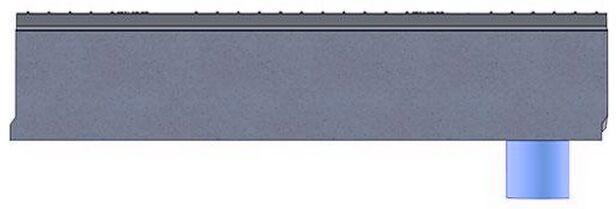 BetoMax DN110 с вертикальным выпуском