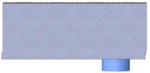 BetoMax DN300 с вертикальным выпуском