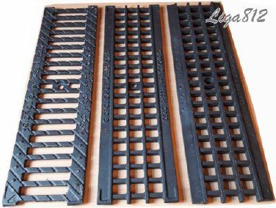 Решетки для пластиковых лотков