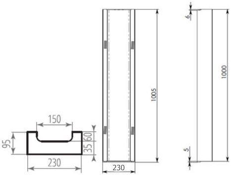 Чертеж: ЛВБ Plus 150 №0/2 тип 2