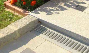 Водоприемные бетонные лотки BGF