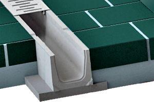 Лотки водоотводные бетонные серии ЛВ