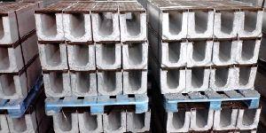 Лотки водоотводные бетонные (на паллетах)