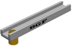 Бетонный лоток BGF с вертикальным водосливом