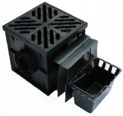 Дождеприемник пластиковый 300х300 - 01