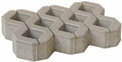 Решетка из бетона