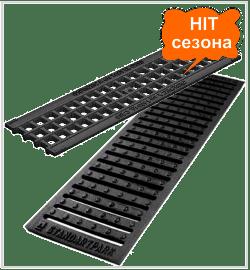 Дренажные решетки: ливневые, водоприемные для лотков
