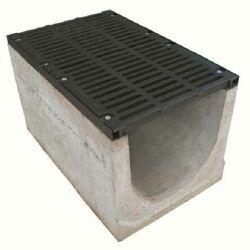 Крупные бетонные лотки MAXI