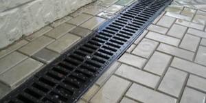 Лотки водоотводные пластиковые PolyMax Drive