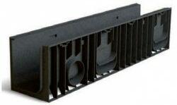Каналы водоотводные пластиковые DN150 (модификация 2)