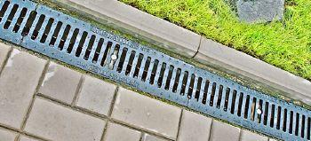 Лоток водоотводный ЛВ-10.14.13 - бетонный на обочинах дорог