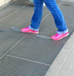 Придверные стальные решетки-02