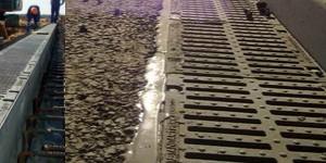 Чугунные решетки ливневой канализации